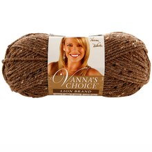 Lion Brand Vanna's Choice Yarn, Barley