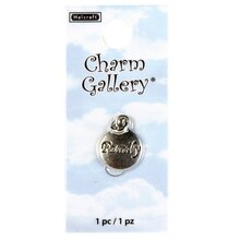Charm Gallery Silver Plated Charm, Family