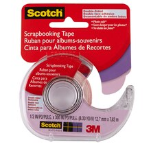 Scotch Double Sided Removable Scrapbooking Tape