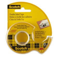 Scotch Double-Sided Tape with Dispenser