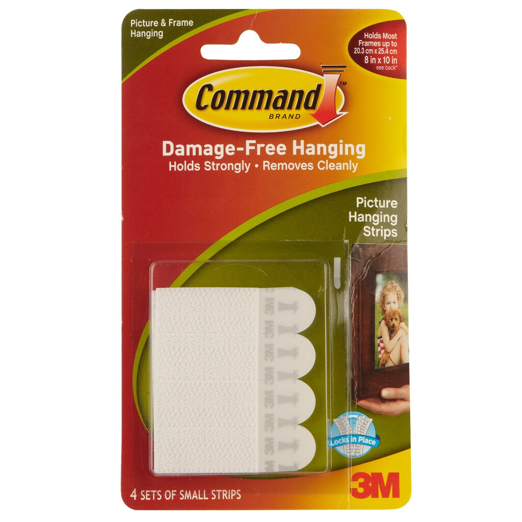 command 3m picture hanging strips