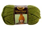 Lion Brand Wool-Ease Thick & Quick Yarn, Grass