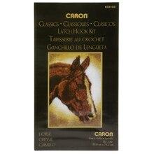 Wonderart Classic Latch Hook Kit, Horse