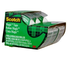 Scotch Magic Tape 3-Pack