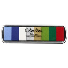 ColorBox Paintbox Pigment Ink Pad, Merry