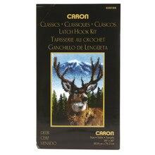 Wonderart Classic Latch Hook Kit, Deer