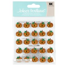 Jolee's Boutique Pumpkin Repeat Stickers