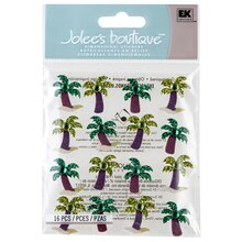 Jolee's Boutique Palm Trees Repeat Stickers