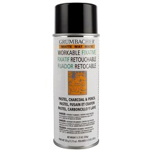 Grumbacher Workable Fixative, Matte