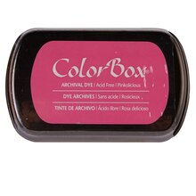 ColorBox Archival Dye Ink Pad, Pinkolicious