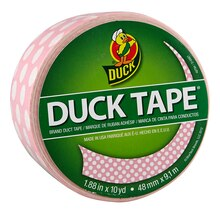 Duck Tape, Pink Polka Dot