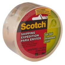 Scotch Sure Start Shipping Packaging Tape