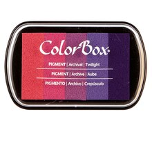 ColorBox 5-Color Ink Pad, Primary
