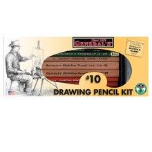 General's® #10 Drawing Pencil Kit, medium