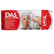 Das Modeling Clay, White