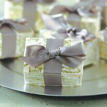 White Box Party Favors