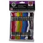 Loops & Threads Embroidery Floss, Assorted
