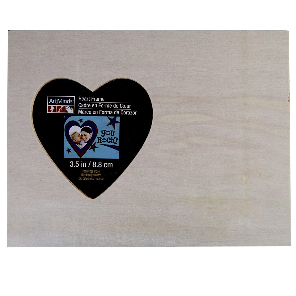 Heart Frame By ArtMinds®