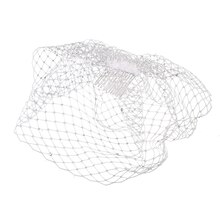 Celebrate It Occasions Bird Cage Veil with Swarovski Crystals