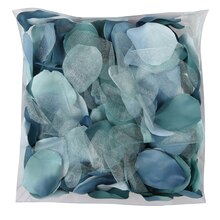 Celebrate It Occasions Decorative Rose Petals, Turquoise