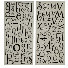 Recollections Alphabet Stickers, Fun Font