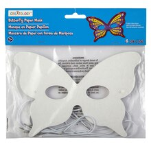 Creatology Butterfly Paper Mask