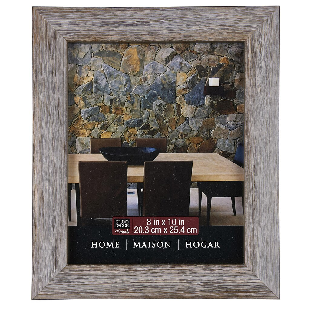 Studio Décor® Home Collection Barnwood Frame