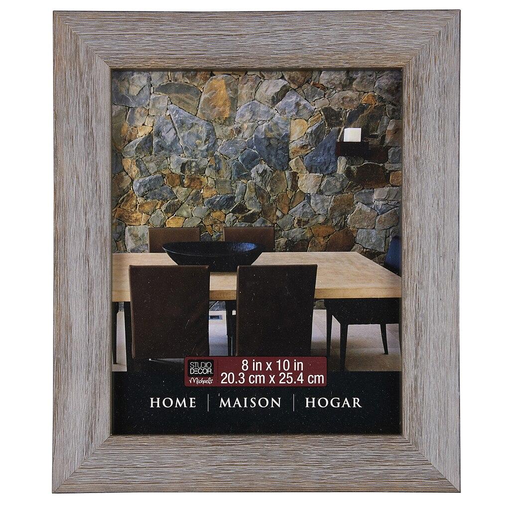 Studio d cor home collection barnwood frame Michaels home decor