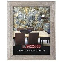 "Studio Décor Home Collection Barnwood Frame, 11"" x 14"""