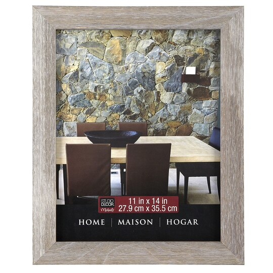 Michaels Home Decor: Barnwood Home Collection Frame By Studio Décor®