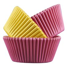 Celebrate It Standard Baking Cups, Pink/Yellow