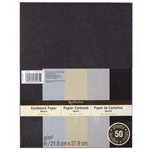 Recollections Neutral Cardstock Paper