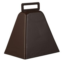 Creatology Cowbell, Rustic