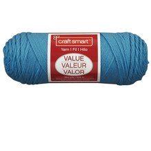 Craft Smart Yarn, Solid, Turquoise