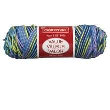 Craft Smart Yarn, Ombre, Giverny