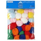 "Creatology Pom Poms 1 1/2"", Bold Colors"