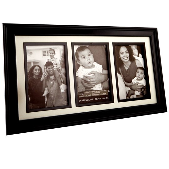 Studio Décor® Expressions™ 3-Opening Collage Frame