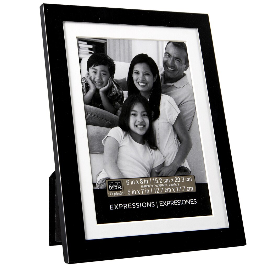 Expressions™ Aluminum Frame With Mat By Studio Décor®