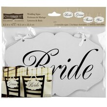 Celebrate It Occasions Wedding Signs