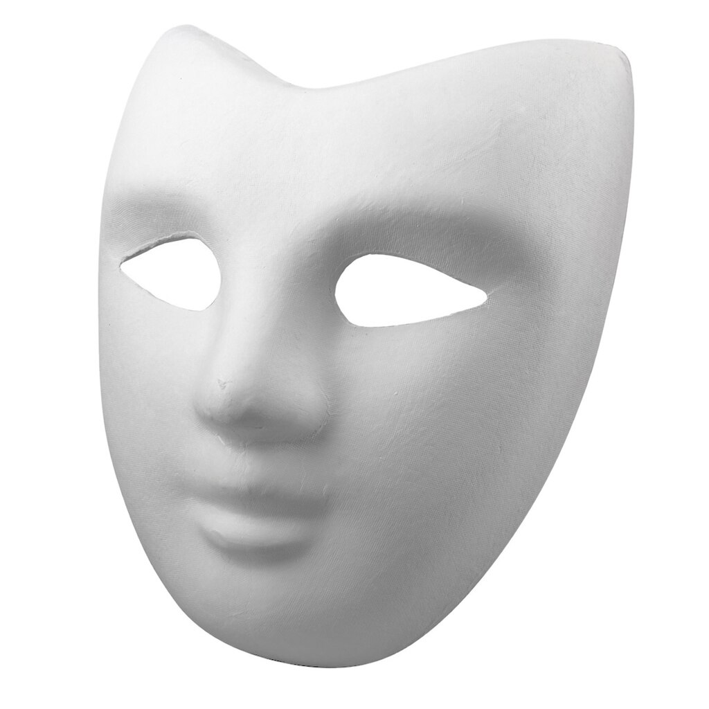 Decorating Your Home Creatology Mask White Paper