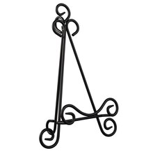 Studio Décor Black Swirl Easel