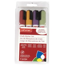 Craft Smart Chalk Marker Set, Earthy