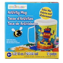 Creatology Activity Mug
