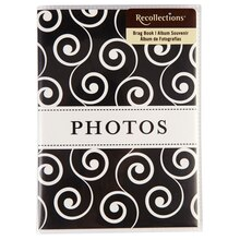 Black & White Brag Book by Recollections, Photos