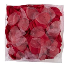 Celebrate It Occasions Artificial Flower Petals, Red