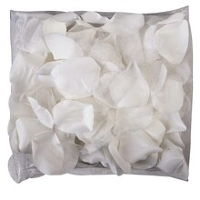 Celebrate It Occasions Decorative Rose Petals, White