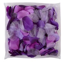 Celebrate It Occasions Decorative Rose Petals, Lavender