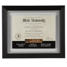 studio dcor document frame - Michaels Poster Frame
