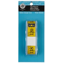 Loops & Threads Tape Measure, 120""