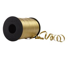 Celebrate It Curling Ribbon, Textured Gold